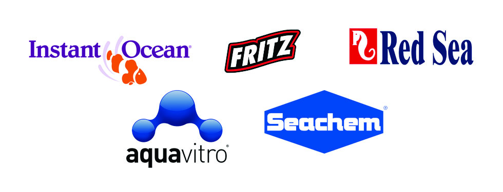Aquarium Saltwater Brands
