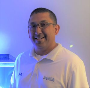 Seatech H2O is still delivering aquarium water to homes in the Phoenix area, but Owner Jimmie Hernandez has implemented several additional safety practices due to the COVID-19 pandemic.
